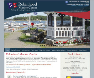 Robinhood Marine Center