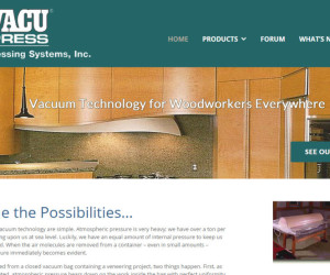 Vacuum Pressing Systems