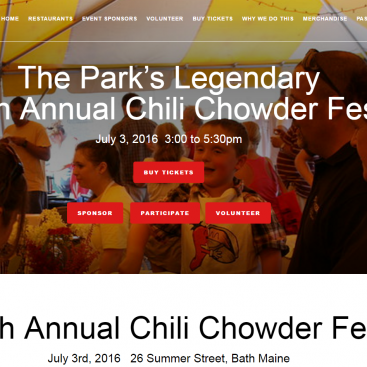 Chili Chowder Fest