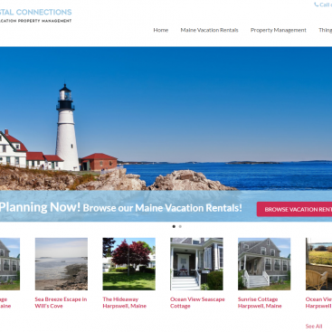 Maine Coastal Connections