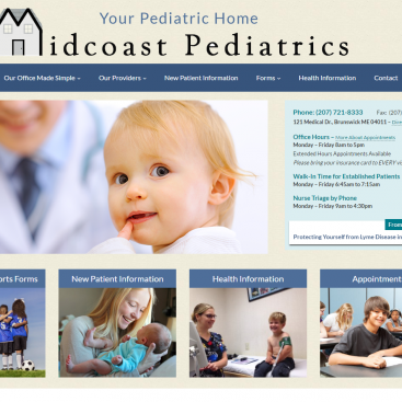 Midcoast Pediatrics